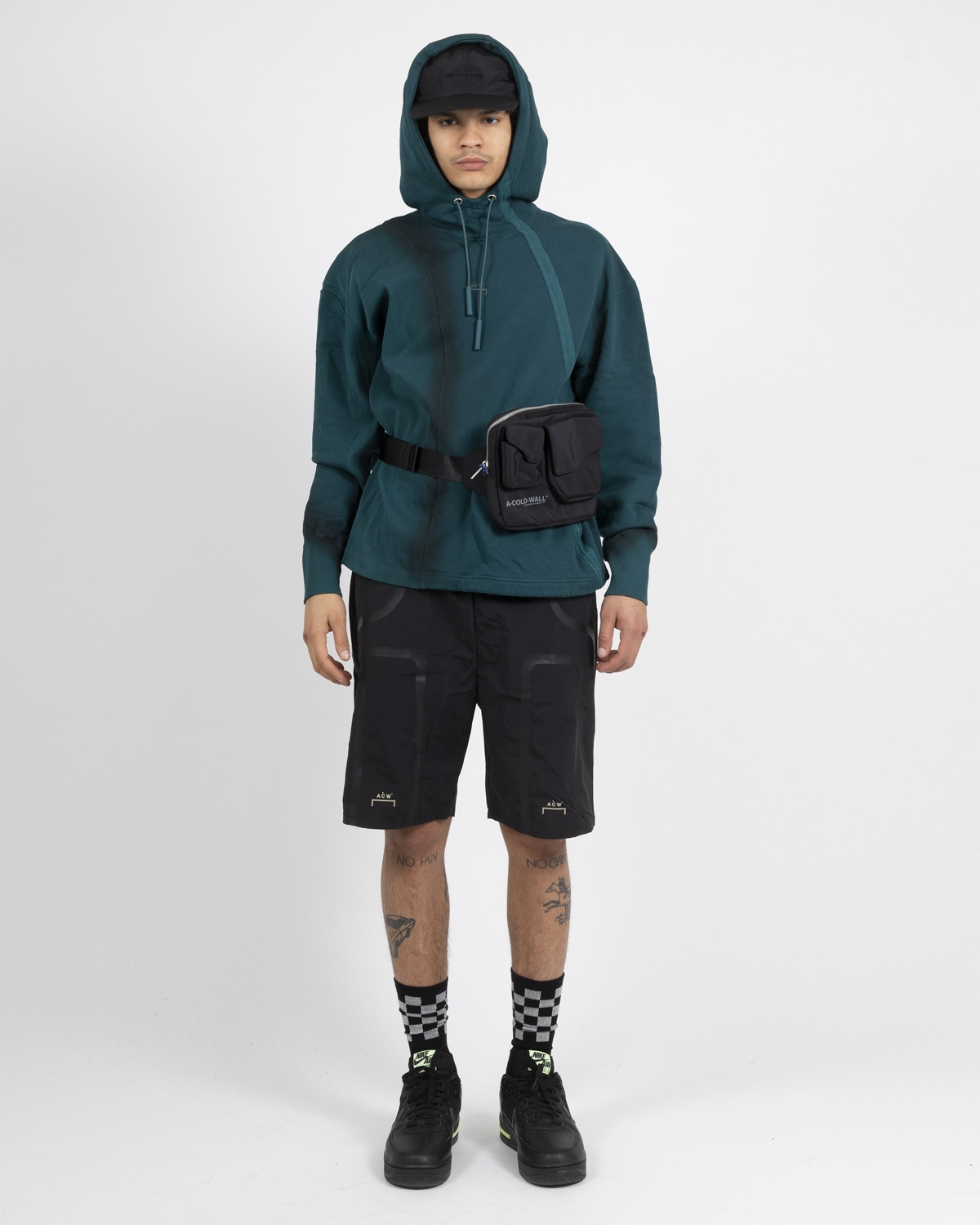 A-COLD-WALL* SPRAY HOODIE