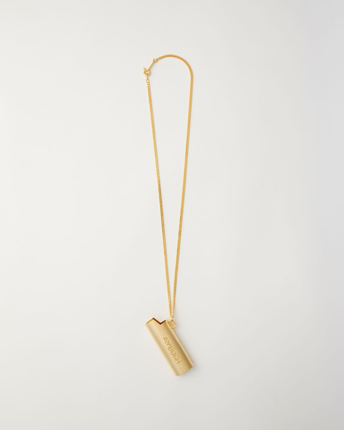 Ambush lighter case necklace L
