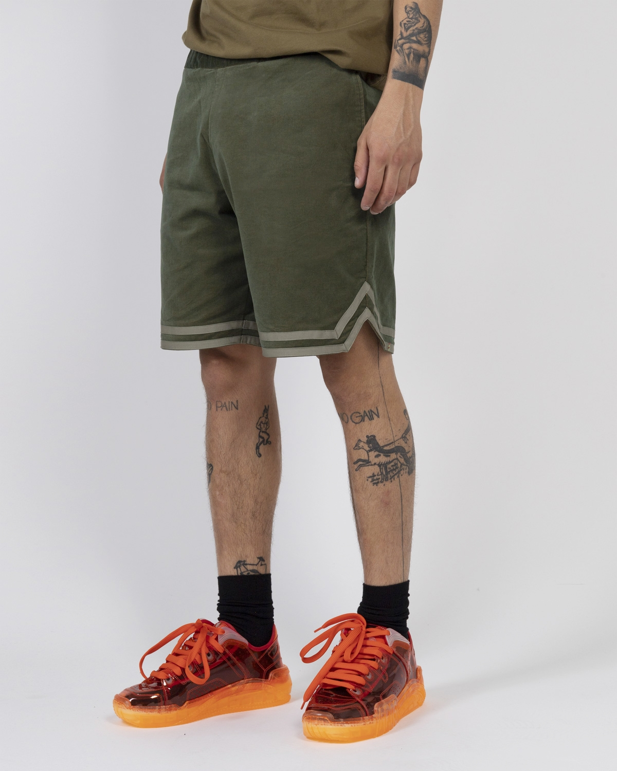 CLOT BASKETBALL SHORTS