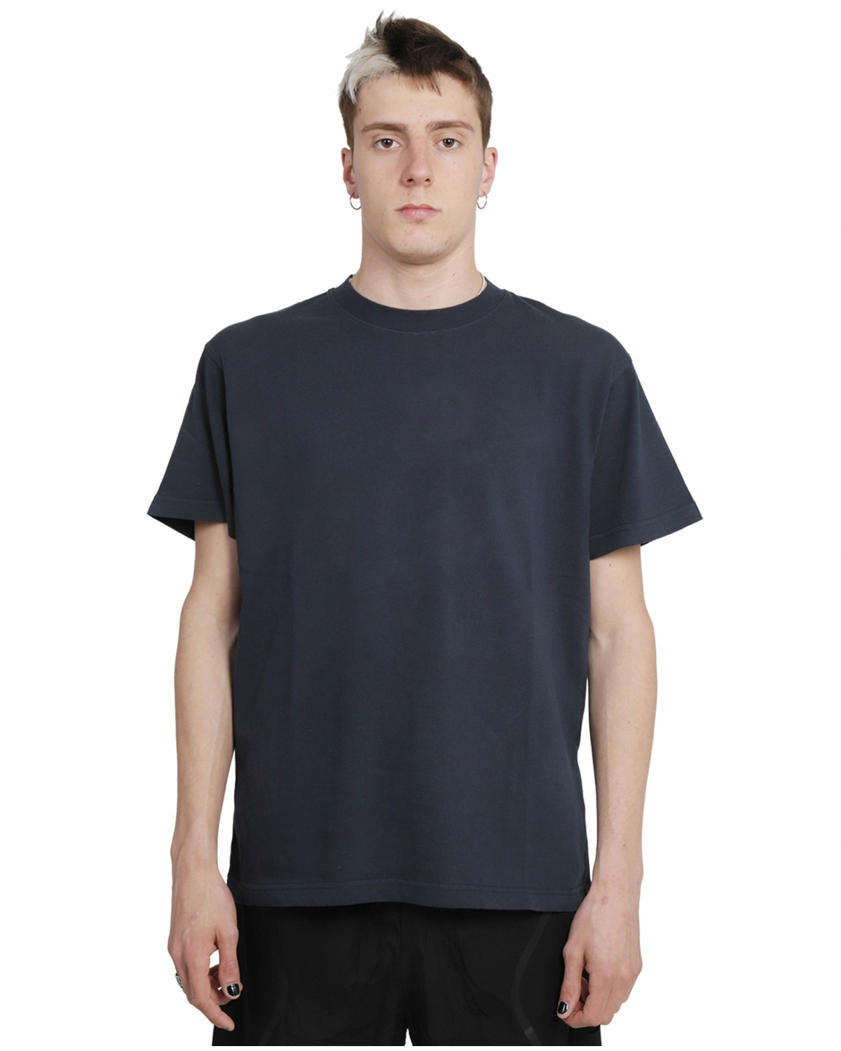 A-COLD-WALL* navy graphic tee