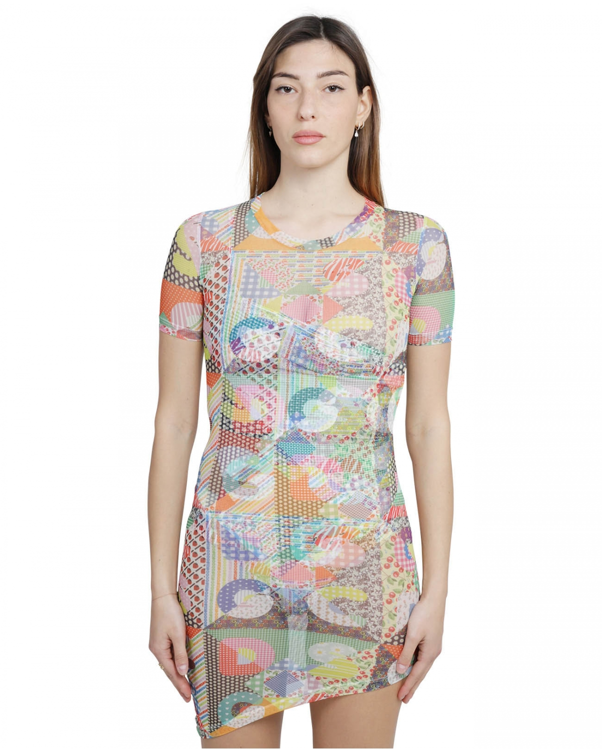 CGDS patchwork dress