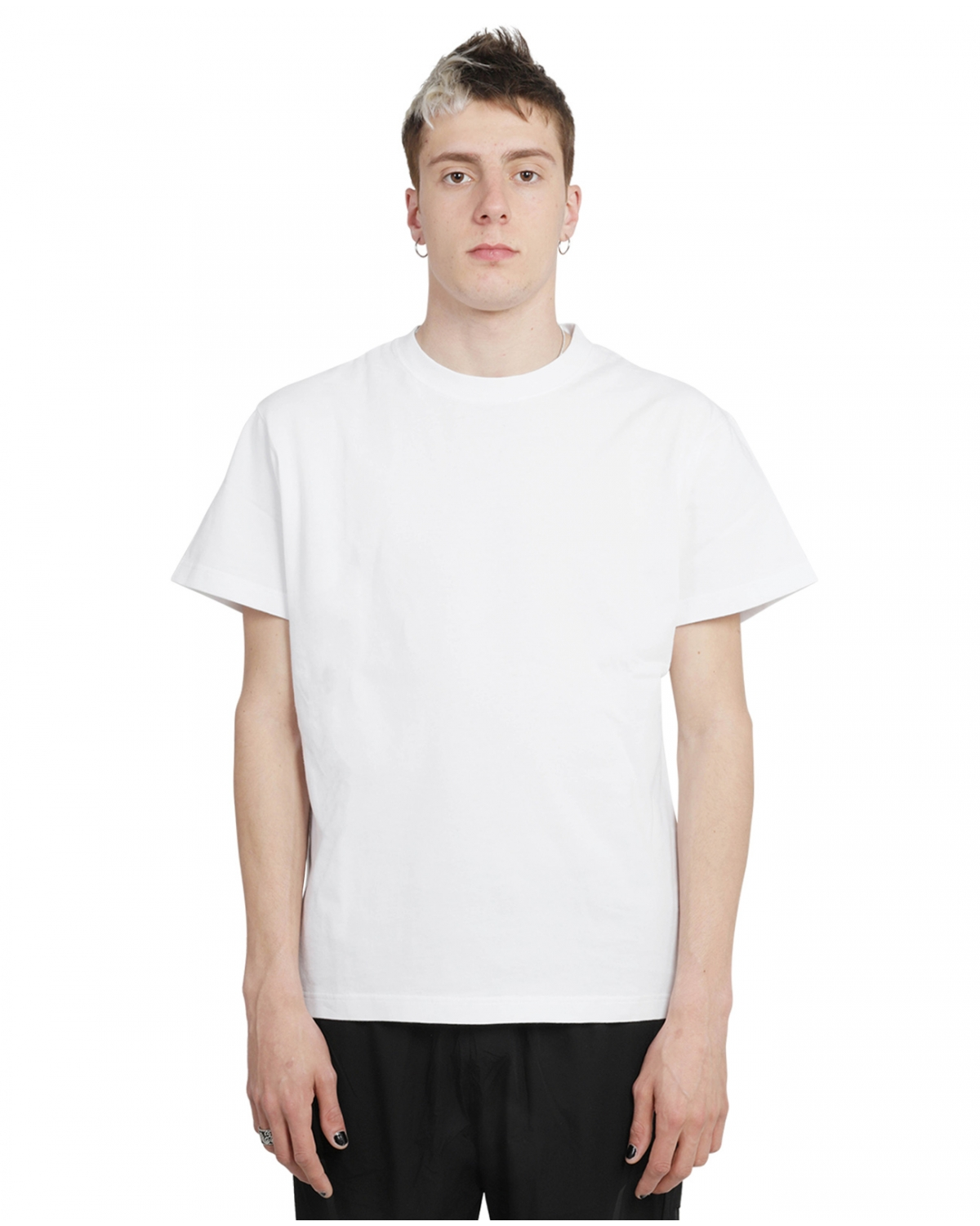 A-COLD-WALL* white graphic tee